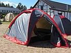 Намет Tramp Rock 2. Палатка туристическая. Намет туристичний, фото 5