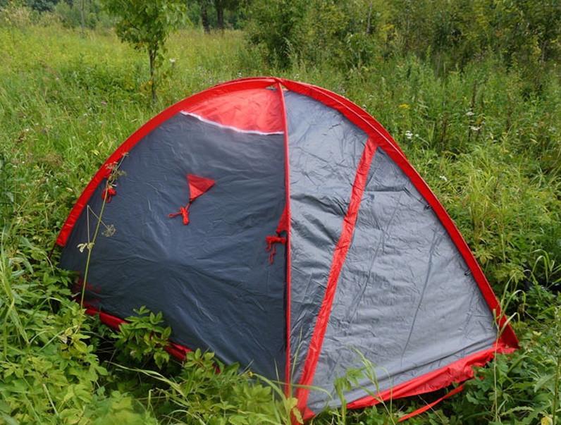 Намет Tramp Rock 2. Палатка туристическая. Намет туристичний