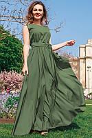 Летнее платье макси Ларис,От производителя.