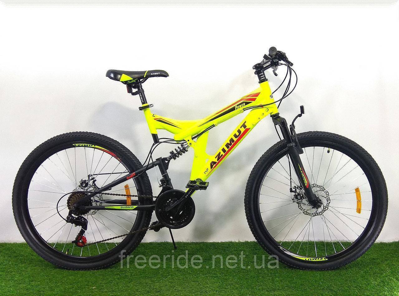 Подростковый Велосипед Azimut Power 24 GD