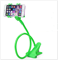 Гнучкий Холдер штатив для телефону ALISTOR V90 ! Зелений 80см, фото 1