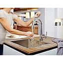 Смеситель для кухни Grohe Zedra Touch 30219001, фото 3