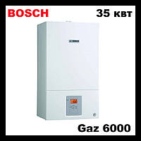 Газовый двухконтурный котел 35 квт  Bosch Gaz 6000 WBN 35C RN