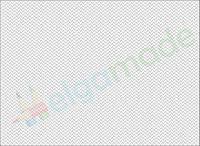 Фетр с принтом ПАТТЕРН ЕЛОЧКА СЕРАЯ, 22x30 см, корейский жесткий 1.2 мм