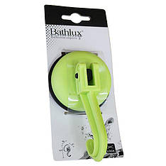 Крючок для полотенца на вакуумной присоске Bathlux Green Leaves 90208 - 132680