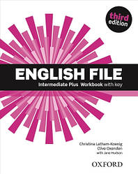 English File 3rd Edition Intermediate Plus WorkBook + key