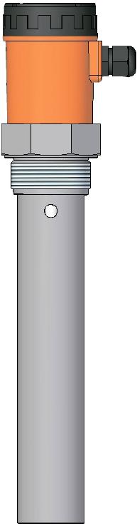 Емкостный сигнализатор реле уровня серии ECAS 408Tp для клейких, кислотных и лужных веществ