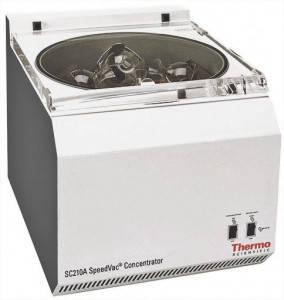 Вакуумный концентратор  SpeedVac SPD131DDA P2, фото 2