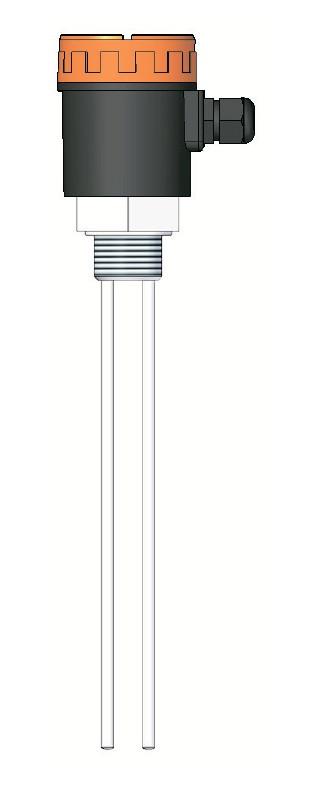 Емкостный сигнализатор реле уровня серии ECAS 408Tm для клейких, кислотных и лужных веществ