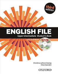 English File 3rd Edition Upper-Intermediate Student's Book