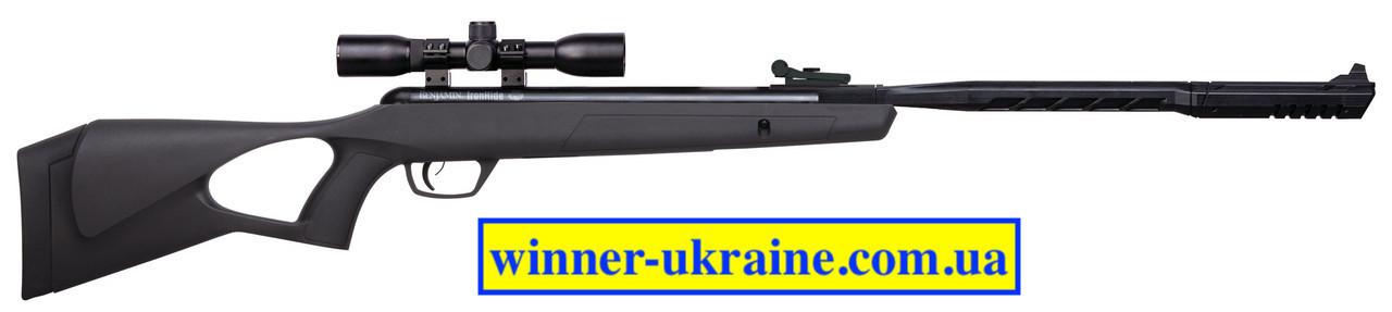Пневматическая винтовка Crosman Ironhide (4x32)