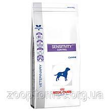 Корм для собак Royal Canin (РОЯЛ КАНІН) SENSITIVITY Control CANINE при харчовій алергії, 14 кг