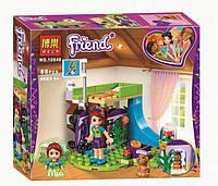 Конструктор Bela Friends 10848 Комната Мии (аналог Lego Friends 41327), 88 деталей