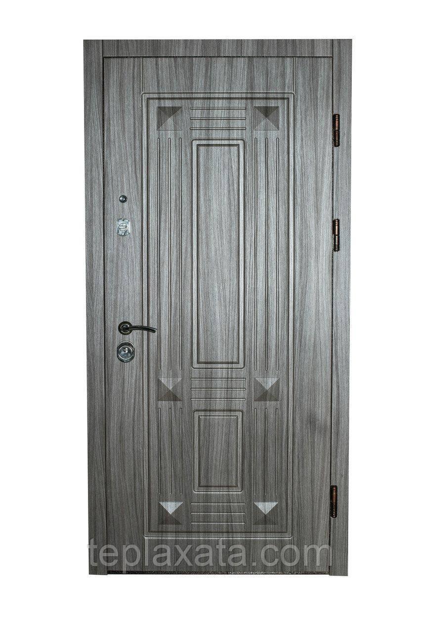 Дверь входная металлическая FEROOM Мила МДФ 16 мм / МДФ 10 мм