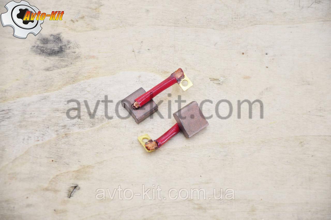 Угольные щетки стартера Foton 1043 Фотон 1043 (3,7 л)