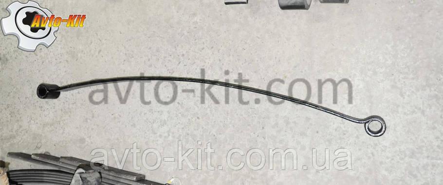 Лист рессоры передней №3 Foton 1043 Фотон 1043 (3,7 л), фото 2