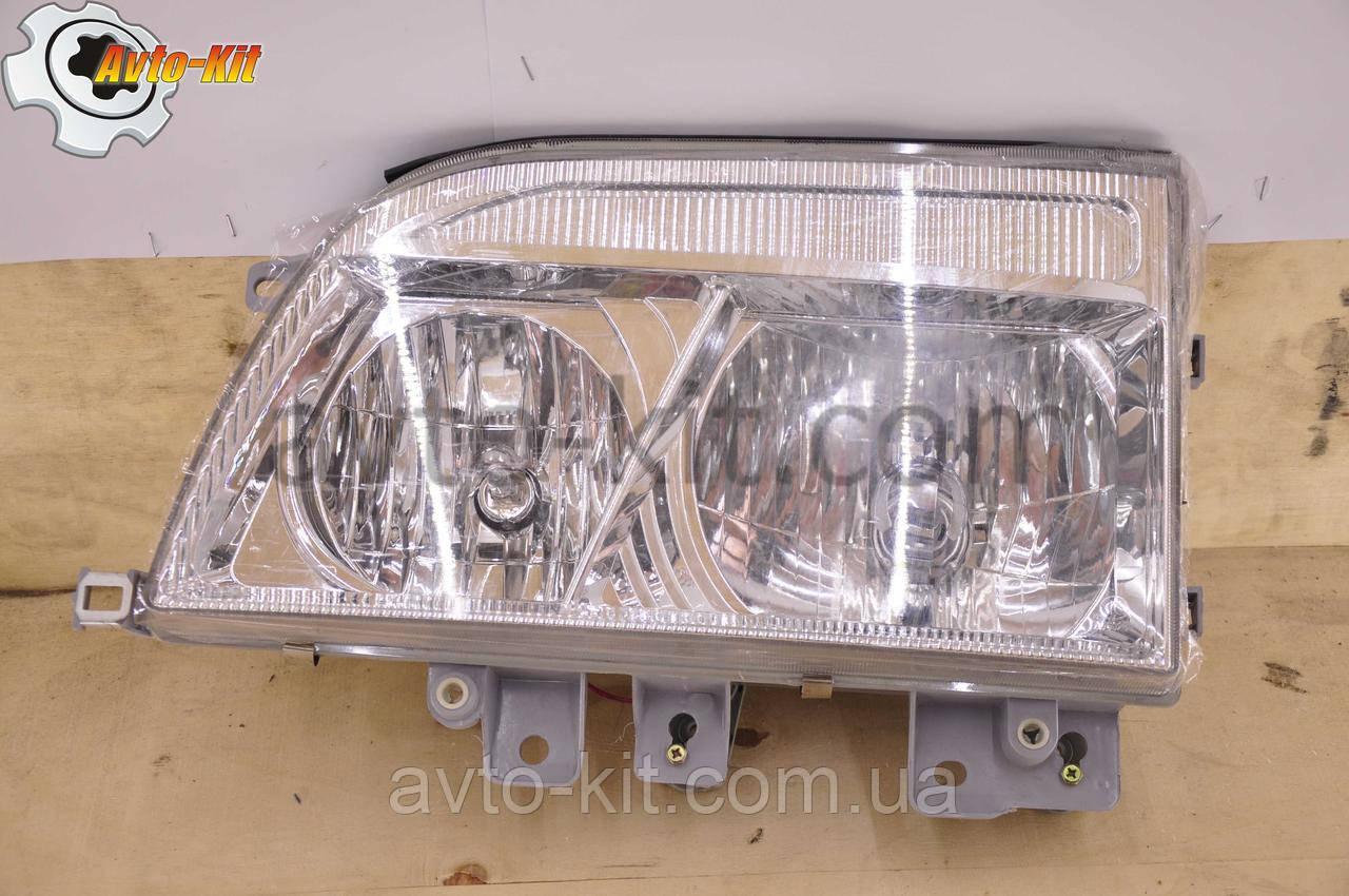 Фара передняя левая, 12В (с отражателем) FAW 1061 ФАВ 1061 (4,75 л)