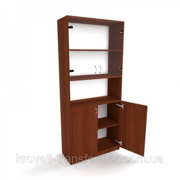 Шкаф для документов  со стеклом ШОД - 4