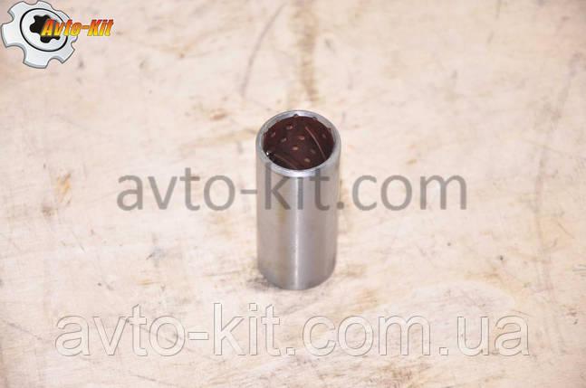 Втулка передней рессоры (металл, малая) FAW 1051 ФАВ 1051 (3,17), фото 2