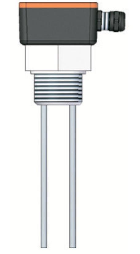 Емкостный сигнализатор реле уровня серии ECASm 408B для сыпучего материала
