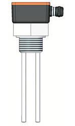 Емкостный сигнализатор реле уровня серии ECASm 408Tm для клейких, кислотных и лужных веществ