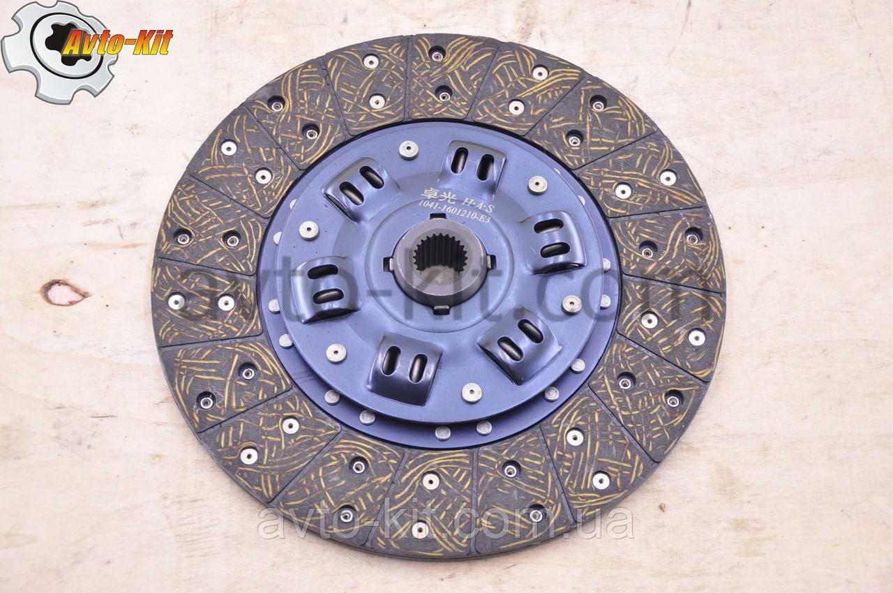 Диск сцепления ведомый FAW 1031, 1041 ФАВ 1041 (3,2 л)