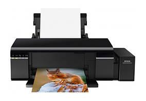 Принтер струйный EPSON L805, Фабрика печати, A4, 5760x1440dpi 1.5пл, 6 цветов