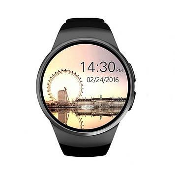 Умные часы  Lemfo Smart Watch KW18,сим-карта , уведомления