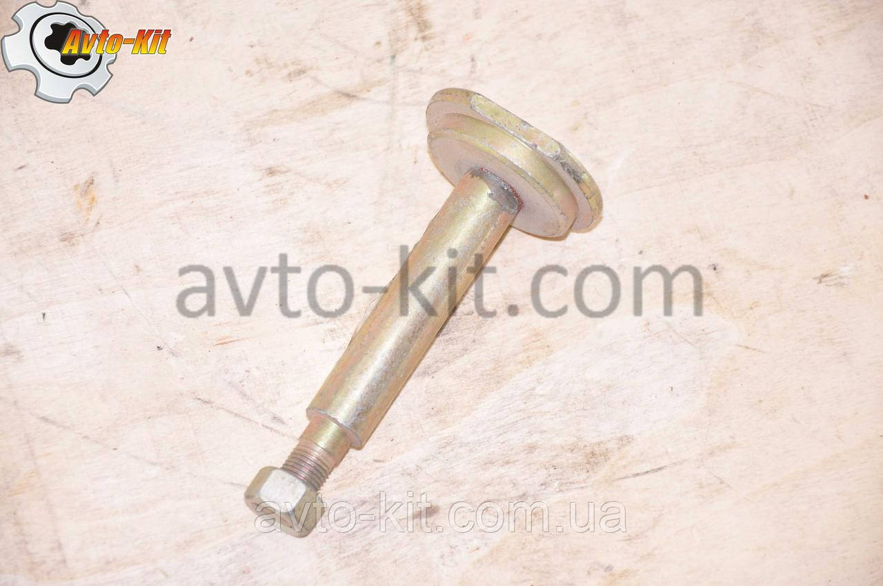 Палец ушка рессоры передней с гайкой FAW 1031, 1041 ФАВ 1041 (3,2 л)