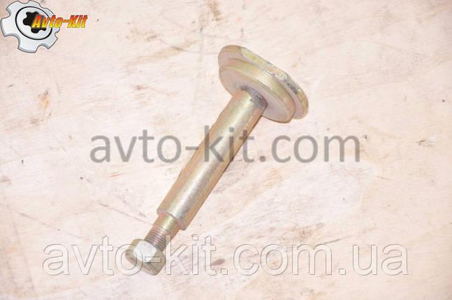 Палец ушка рессоры передней с гайкой FAW 1031, 1041 ФАВ 1041 (3,2 л), фото 2
