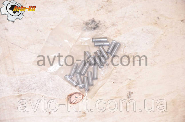 Подшипник роликовый первичного вала FAW 1031, 1041 ФАВ 1041 (3,2 л) набор 16шт, фото 2