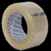 Скотч упаковочный Buromax 48 мм x 182 м, прозрачный, 1 шт (BM.7051-00)