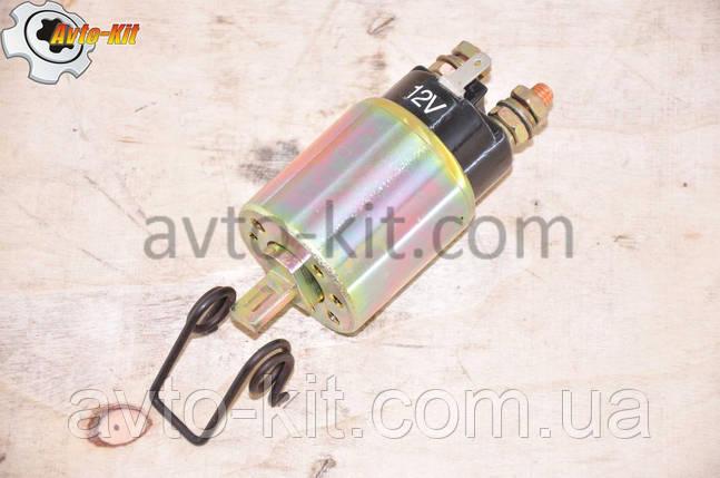 Реле втягивающее с пружиной,12В FAW 1031, 1041 ФАВ 1041 (3,2 л), фото 2