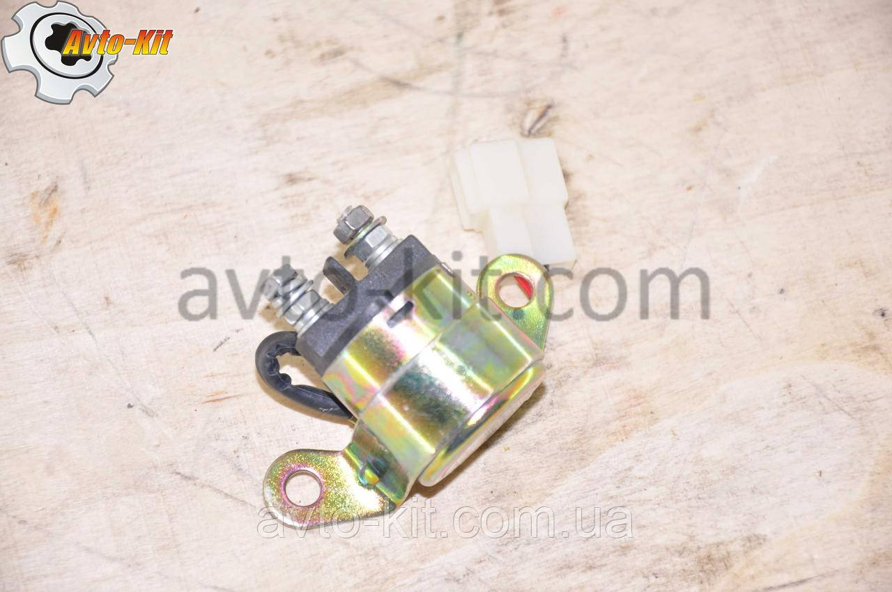 Реле стартера 12В FAW FAW 1031, 1041 ФАВ 1041 (3,2 л) (2 контактное в фишке)