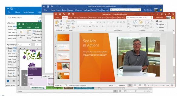 Обзор Microsoft Office 2016 Public Preview: что нового