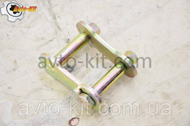 Серьга ушка рессоры задней FAW 1031, 1041 ФАВ 1041 (3,2 л), фото 2