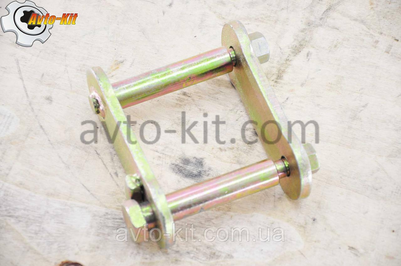 Серьга ушка рессоры передней FAW 1031, 1041 ФАВ 1041 (3,2 л)