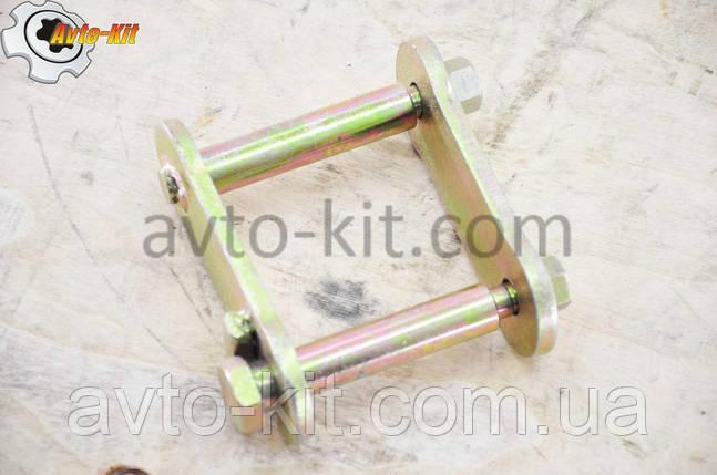 Серьга ушка рессоры передней FAW 1031, 1041 ФАВ 1041 (3,2 л), фото 2