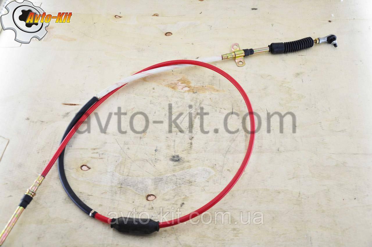 Трос выбора передач (красный) FAW 1031, 1041 ФАВ 1041 (3,2 л)