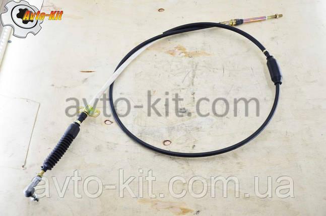 Трос переключения передач (черный) FAW 1031, 1041 ФАВ 1041 (3,2 л), фото 2