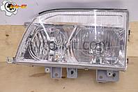 Фара передняя левая FAW 1031, 1041 ФАВ 1041 (3,2 л) 24В (с отражателем)