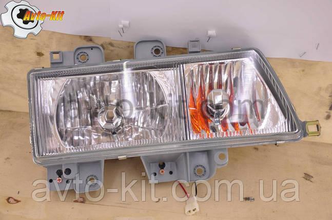 Фара передняя правая FAW 1031, 1041 ФАВ 1041 (3,2 л) 24В (без отражателя), фото 2