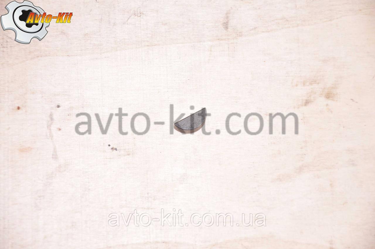 Шпонка коленвала FAW 1031, 1041 ФАВ 1041 (3,2 л)