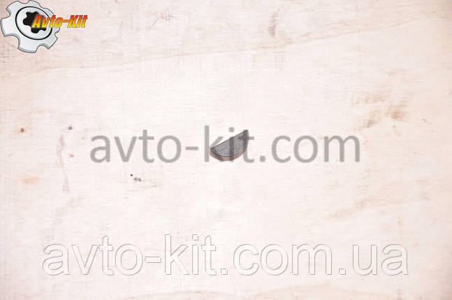 Шпонка коленвала FAW 1031, 1041 ФАВ 1041 (3,2 л), фото 2