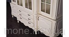 """Шкаф в гостиную из натурального дерева """"Регина"""" №2, фото 2"""