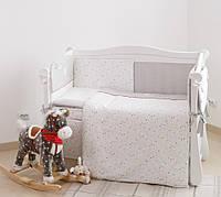 Детская постель Twins Premium Little Stars 6 эл P-052 , фото 1