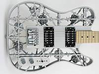 3D друкована гітара
