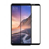 Скло 5D Xiaomi Mi Max 3 Чорне