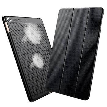 Чехол Primo Kakusiga Huxi для планшета Apple iPad 9.7 2017 / 2018 (A1822, A1823, A1893, A1954) - Black