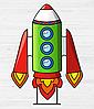 Ракеты: пиротехника вместо кисти
